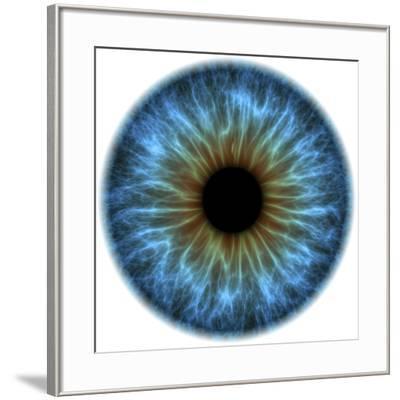 Eye, Iris-PASIEKA-Framed Photographic Print
