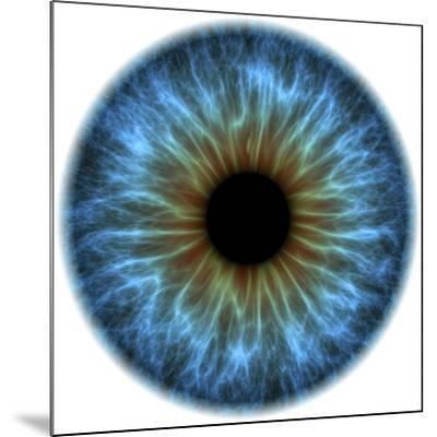 Eye, Iris-PASIEKA-Mounted Photographic Print