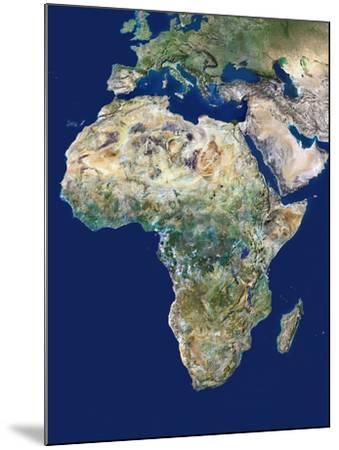 Africa-PLANETOBSERVER-Mounted Photographic Print