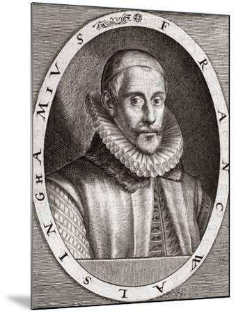 Sir Francis Walsingham, English Statesman-Middle Temple Library-Mounted Photographic Print