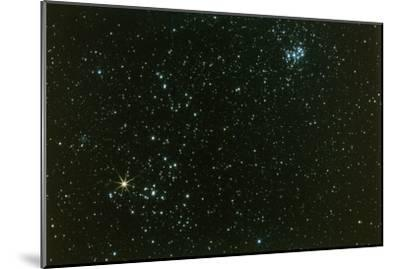 Optical Photo of the Hyades Star Cluster-John Sanford-Mounted Photographic Print
