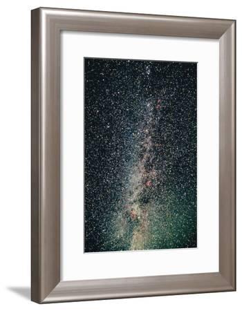 Milky Way-John Sanford-Framed Photographic Print