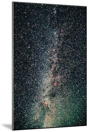 Milky Way-John Sanford-Mounted Photographic Print