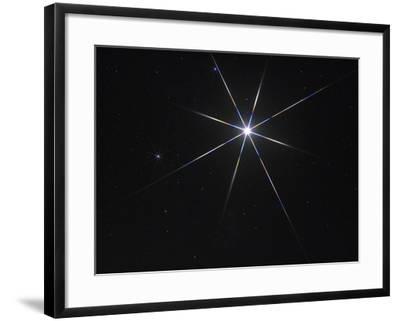 Venus Planetary Conjunction-John Sanford-Framed Photographic Print