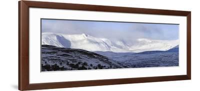 Cairngorms Plateaux, Scotland-Duncan Shaw-Framed Photographic Print