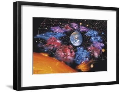 Zodiac Signs-Detlev Van Ravenswaay-Framed Photographic Print