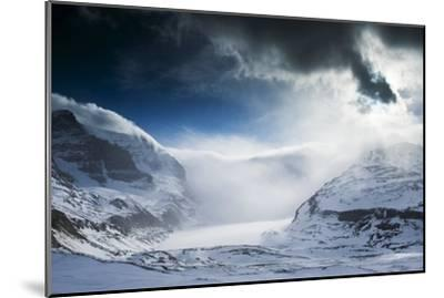 Athabasca Glacier, Canada-Jeremy Walker-Mounted Photographic Print