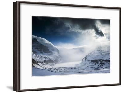 Athabasca Glacier, Canada-Jeremy Walker-Framed Photographic Print