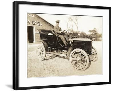 Stanley Steamer Car, 1906-Wallach-Framed Photographic Print