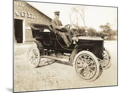 Stanley Steamer Car, 1906-Wallach-Mounted Photographic Print