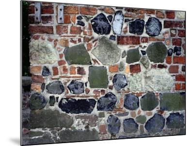 Rebuilt Wall-Dirk Wiersma-Mounted Photographic Print