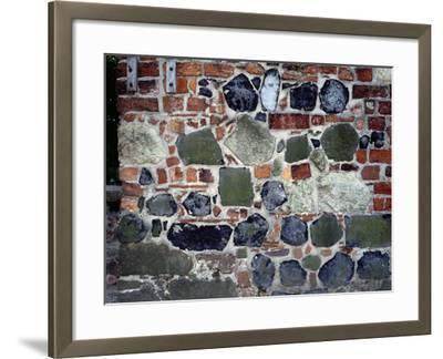 Rebuilt Wall-Dirk Wiersma-Framed Photographic Print