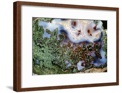 Moss Agate-Dirk Wiersma-Framed Photographic Print