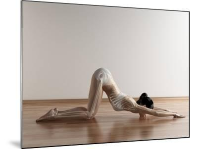 Yoga, Artwork-SCIEPRO-Mounted Photographic Print
