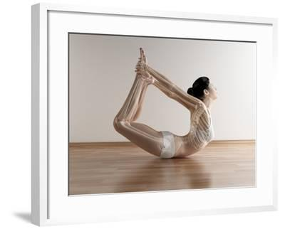 Yoga, Artwork-SCIEPRO-Framed Photographic Print
