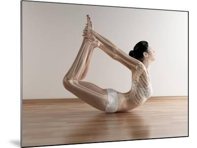 Yoga, Artwork-SCIEPRO-Mounted Photographic Print