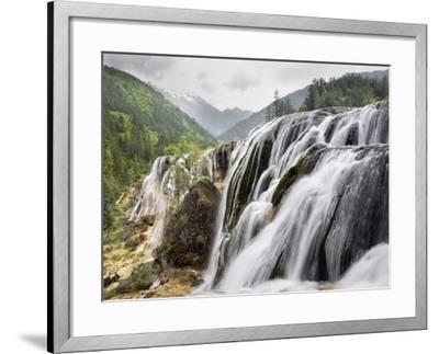 Waterfalls-Frank Lukasseck-Framed Photographic Print