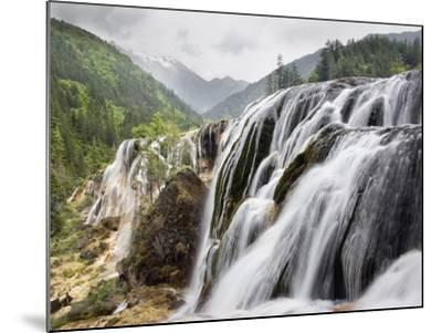 Waterfalls-Frank Lukasseck-Mounted Photographic Print