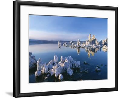 South Tufa, Tufa Towers, Mono Lake, California, USA-Jos? Fuste Raga-Framed Photographic Print