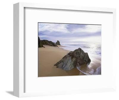 Beach at Mimosa Rocks National Park in Australia-Theo Allofs-Framed Photographic Print