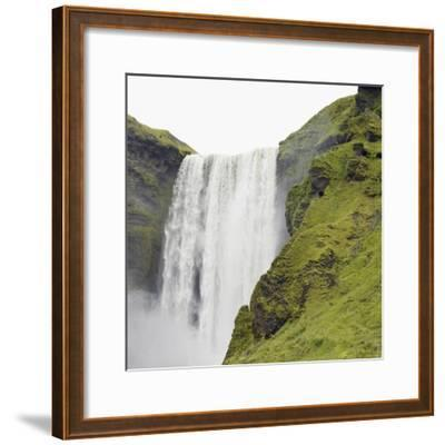 Waterfall-Neil C^ Robinson-Framed Photographic Print