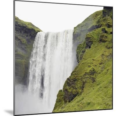 Waterfall-Neil C^ Robinson-Mounted Photographic Print