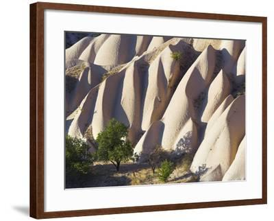 Rock Formations in Goreme Valley-Frank Lukasseck-Framed Photographic Print