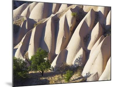 Rock Formations in Goreme Valley-Frank Lukasseck-Mounted Photographic Print