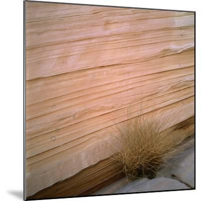 Sandstone Cliff-Micha Pawlitzki-Mounted Photographic Print