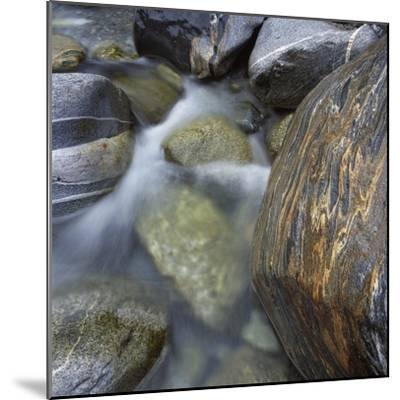 River in Verzasca Valley-Micha Pawlitzki-Mounted Photographic Print