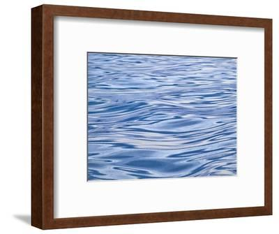 Blue Water-Hans Strand-Framed Photographic Print