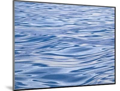 Blue Water-Hans Strand-Mounted Photographic Print