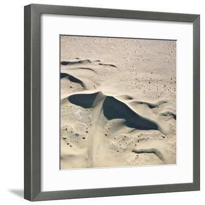 Sand Dunes-Ron Chapple-Framed Photographic Print
