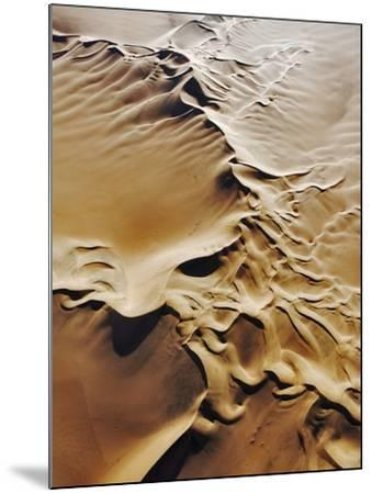 Aerial View of Sand Dunes-Martin Harvey-Mounted Photographic Print