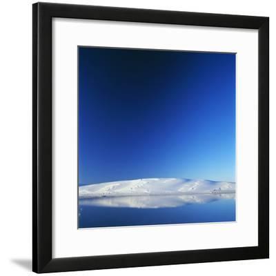 White Sands National Monument-Micha Pawlitzki-Framed Photographic Print