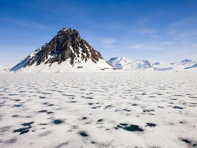 Hornsund at Spitsbergen-Frank Lukasseck-Framed Photographic Print