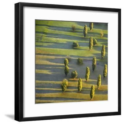 Rhineland, Germany-George Hammerstein-Framed Photographic Print