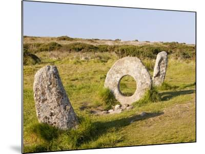 Men an Tol stone-Ashley Cooper-Mounted Photographic Print