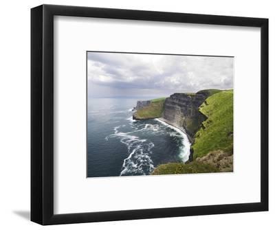 Cliffs of Moher-Tom Hanslien-Framed Photographic Print