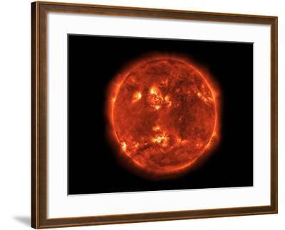 The Sun--Framed Photographic Print