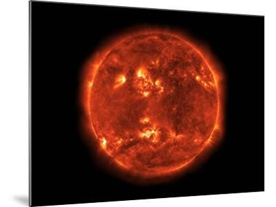 The Sun--Mounted Photographic Print