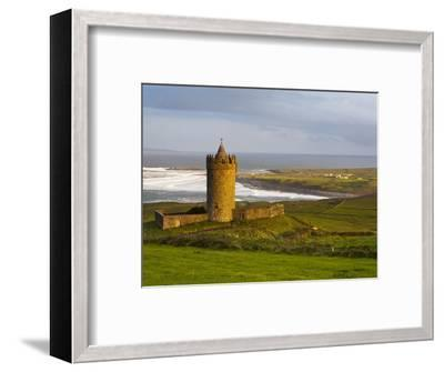O'Brien's Tower-Doug Pearson-Framed Photographic Print