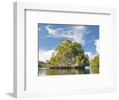 Indonesian islands-Fadil-Framed Photographic Print