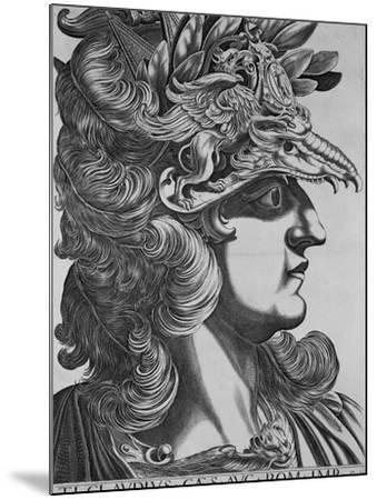 T. T. Claudius Caesar, Emperor of Rome-Antonius-Mounted Photographic Print