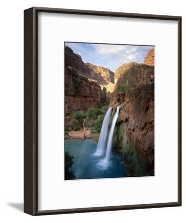 Havasu Falls-James Randklev-Framed Photographic Print