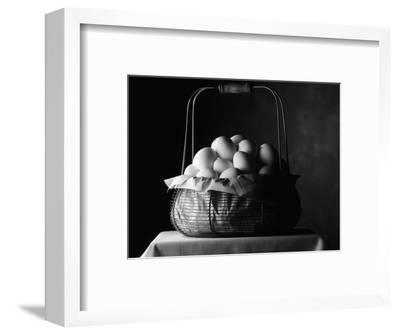 All Eggs in One Basket-Jim Craigmyle-Framed Photographic Print