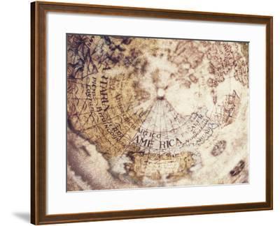 Globe-Jennifer Kennard-Framed Photographic Print