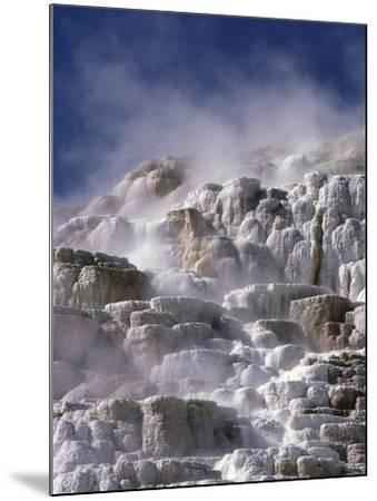 Mammoth Hot Springs-Craig Aurness-Mounted Photographic Print