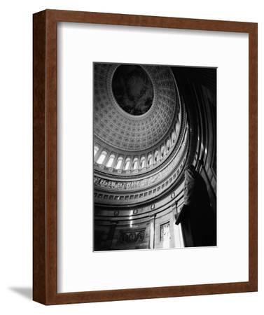 Rotunda of the United States Capitol-G^E^ Kidder Smith-Framed Photographic Print