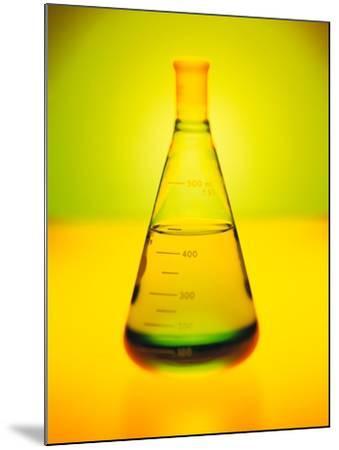 Chemistry Beaker-Thom Lang-Mounted Photographic Print